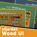 nGarden Wood UI Pack