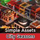 Simple City Seasons
