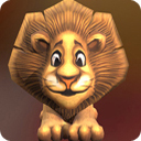 Cute Animal - Lion