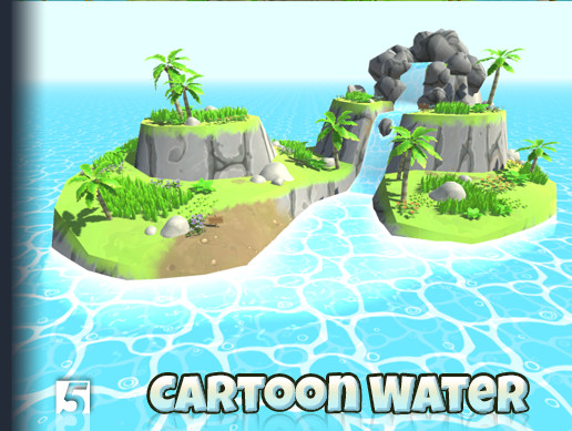 Cartoon Water Shaders - Asset Store