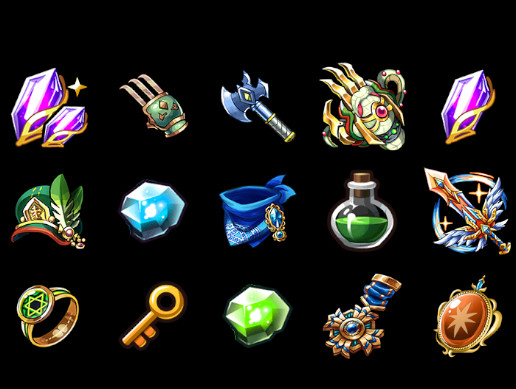 Super Item Icons