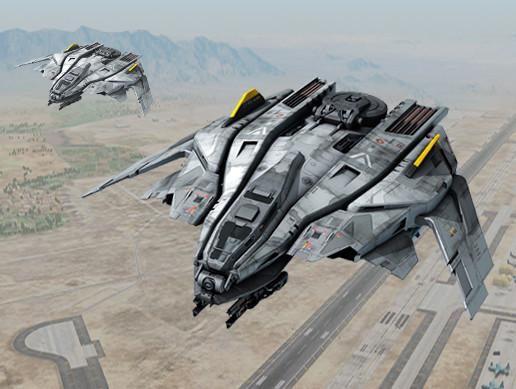 SF Fighter F-50