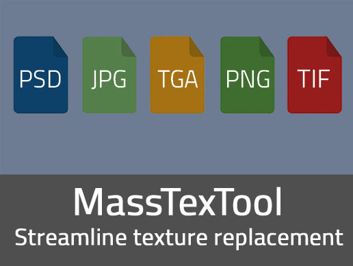 MassTexTool