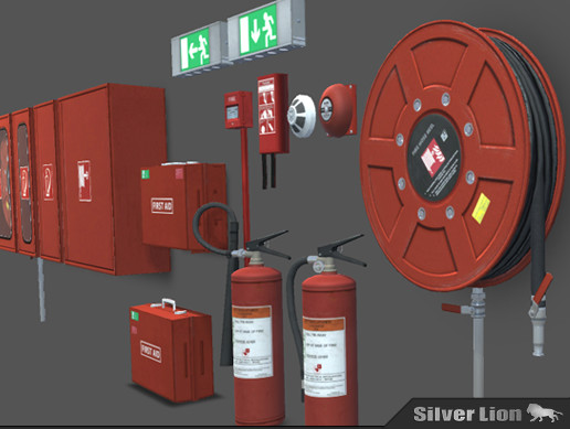 Fire Extinguisher Pack