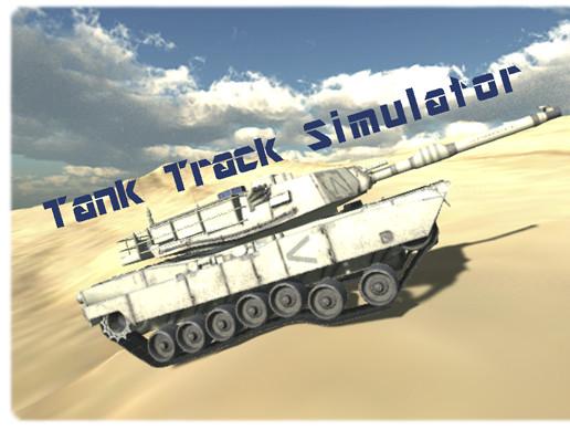 Tank Track Simulator Pro