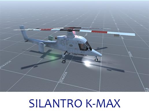 Silantro Kaman K-MAX