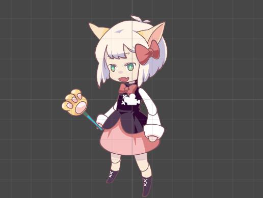 FancyDoll - C000: Little Cat Girl