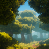 Fantasy Forest Environment - Free Demo