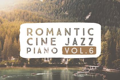 ROMANTIC CINE JAZZ PIANO VOL.6