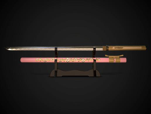 Samurai sword katana No.04