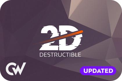 Destructible 2D