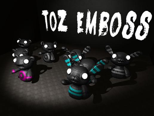TOZ Emboss