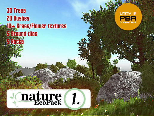 Nature EcoPack 01. by HereVR