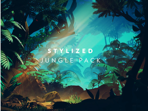 Stylized Jungle Pack