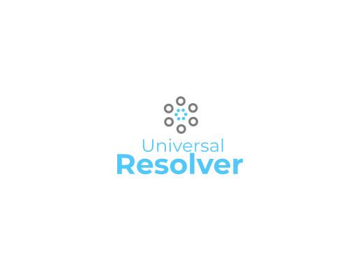 Universal Resolver