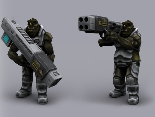 SCI FI: ALIEN WAR VETERAN