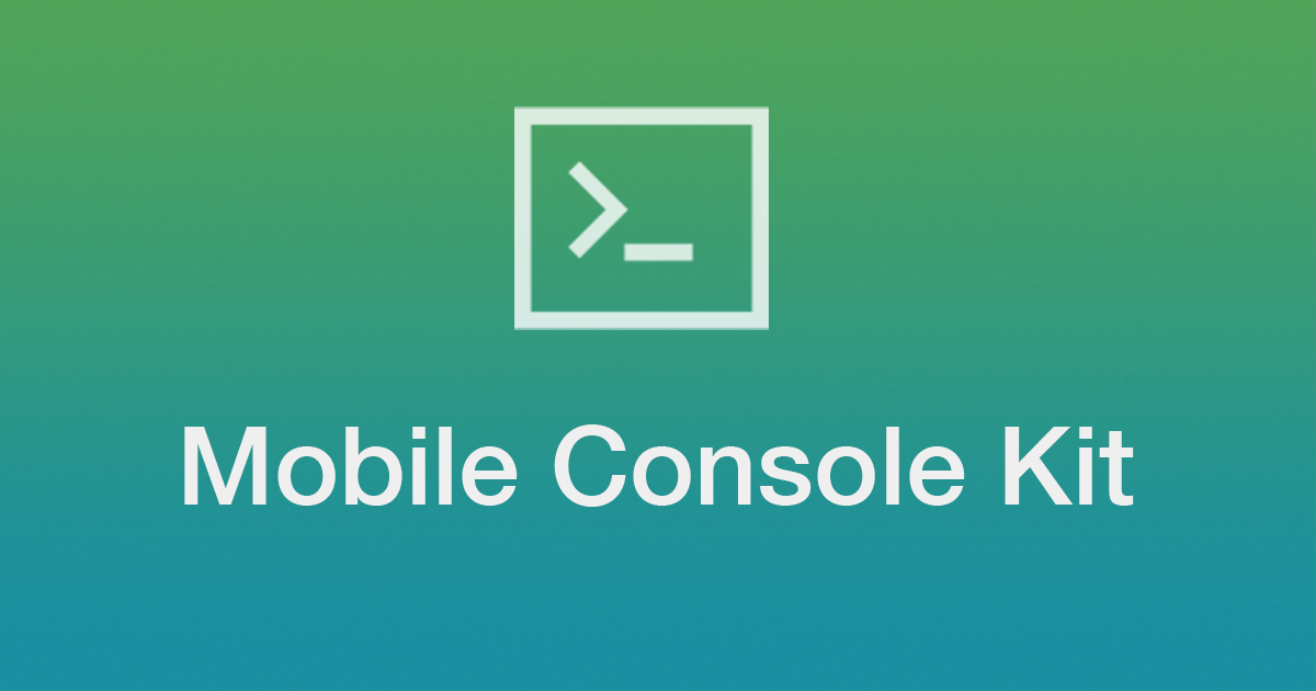 Mobile Console Kit