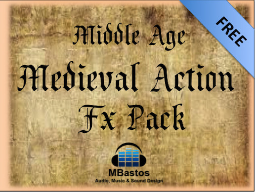 Middle Age - Medieval Action Sound FX Pack