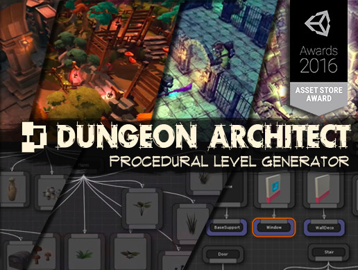 Dungeon Architect - Asset Store
