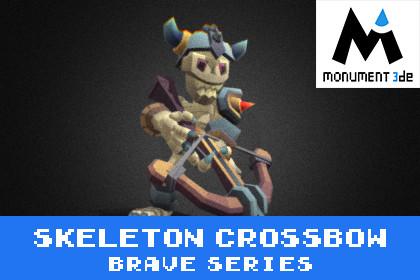 Catacomb Skeleton Crossbow - Brave Series