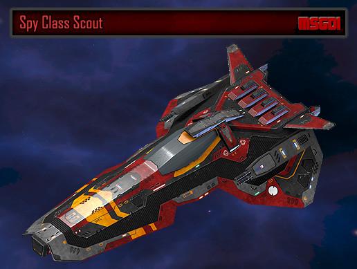 Scifi Scout Spy