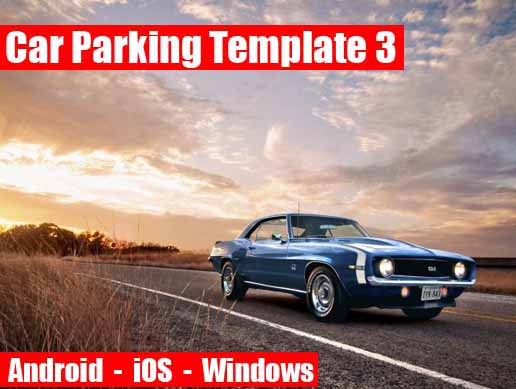 Car Parking Template 3