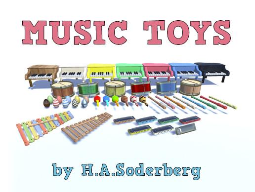 Music Toys PBR