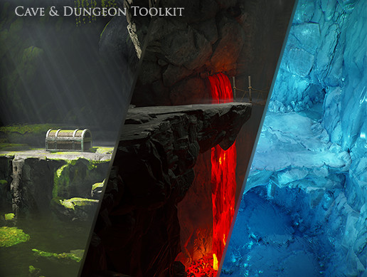 Cave & Dungeon Toolkit