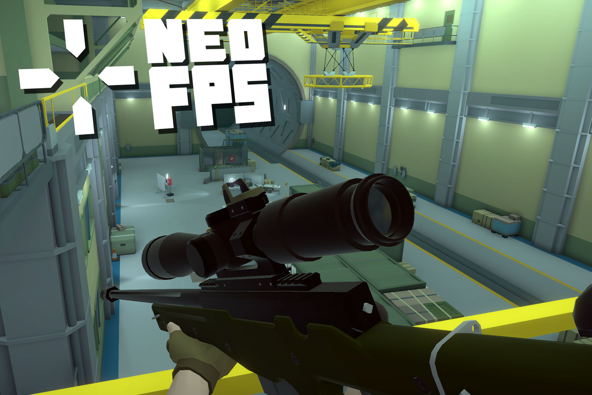 NeoFPS: FPS Controller, Template & Toolkit