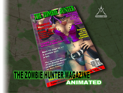 The Zombie Hunter Magazine
