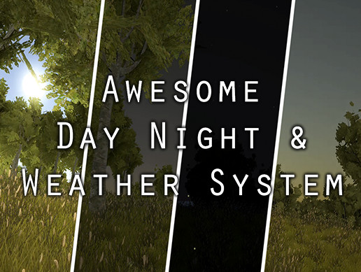 Awesome Day Night & Weather System