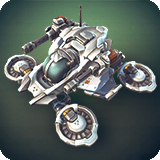 Sci-Fi Vehicle Constructor