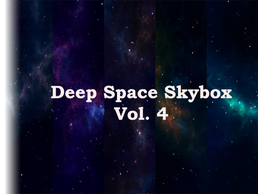 Deep Space Skybox Vol. 4