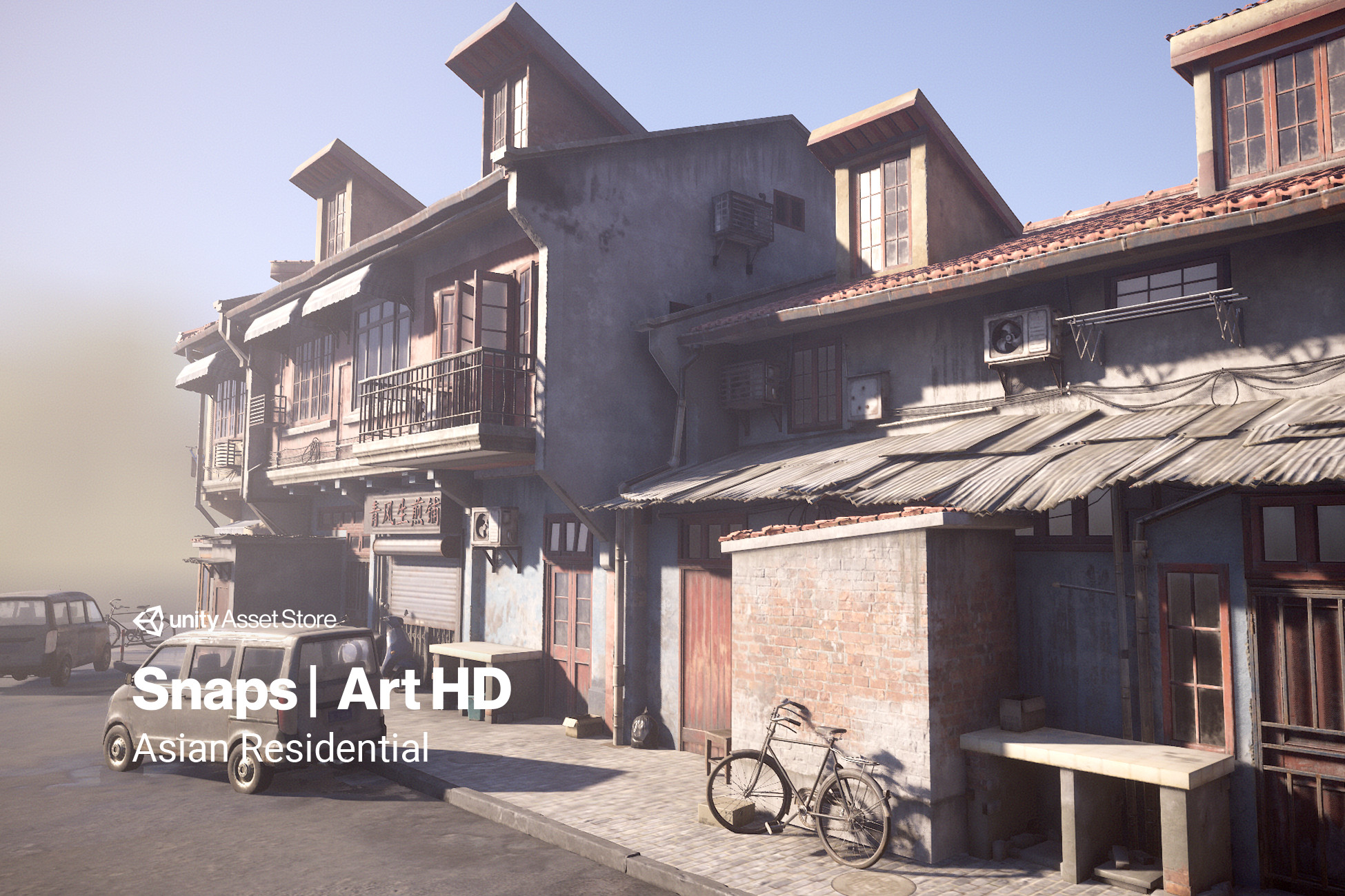 Snaps Art HD | Asian Residential