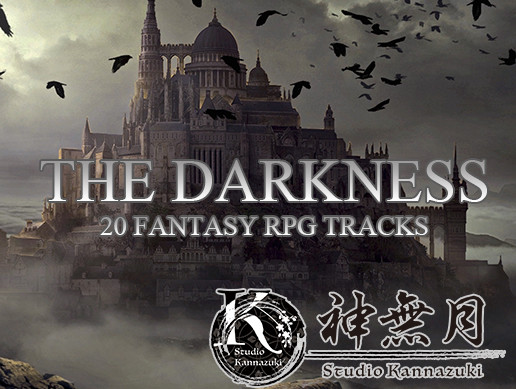 THE DARKNESS - 20 Fantasy RPG Tracks