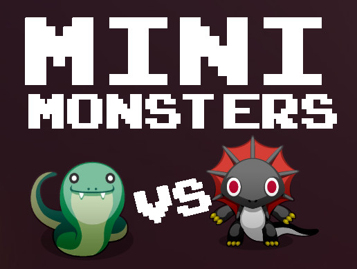MiniMonsters - Turn Based Monster Battles