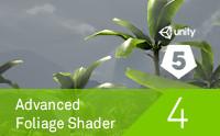 Advanced Foliage Shader v.4
