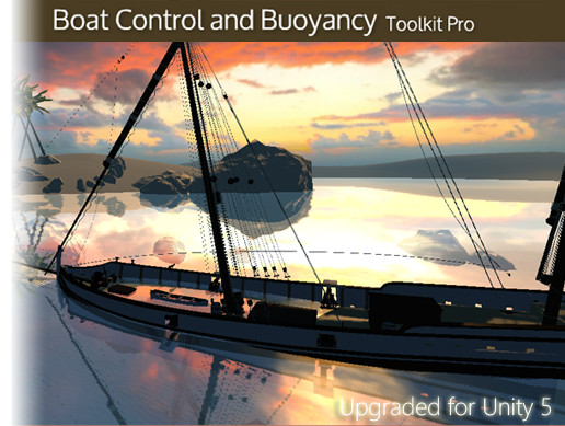 Boat Control and Buoyancy Toolkit Pro