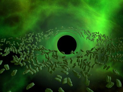 3D Black Hole Shader - Asset Store