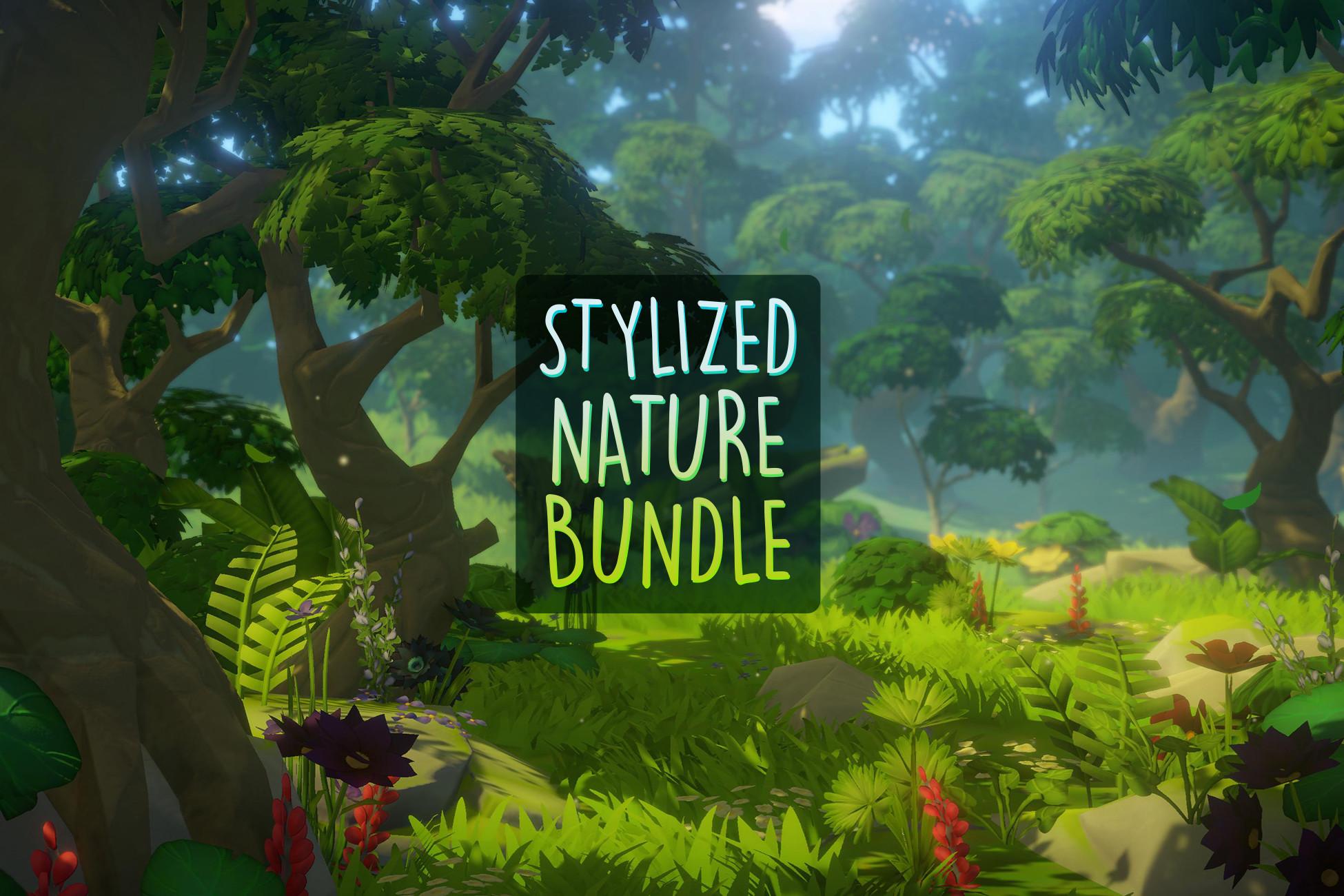 Stylized Nature Bundle