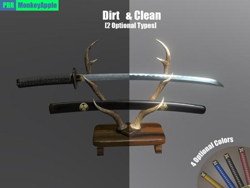 Japanese Swords/Katana and SwordStands