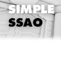 Simple SSAO