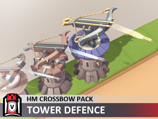 Human Crossbow Pack