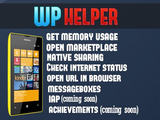 WP Helper - Asset Store