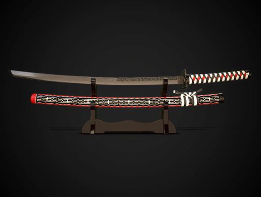 Samurai sword katana No.02
