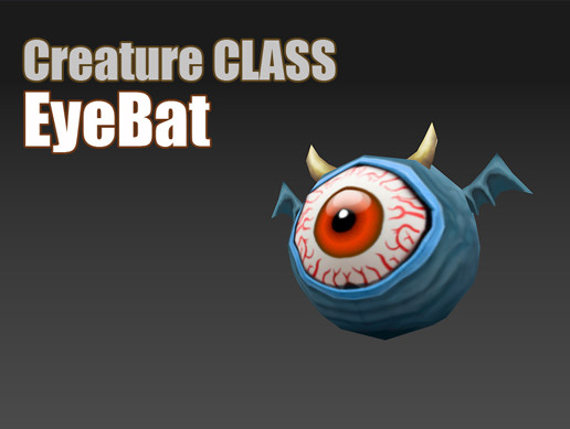 Creature Theme - EyeBat