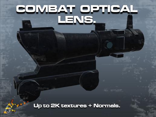 Combat Optical Lens