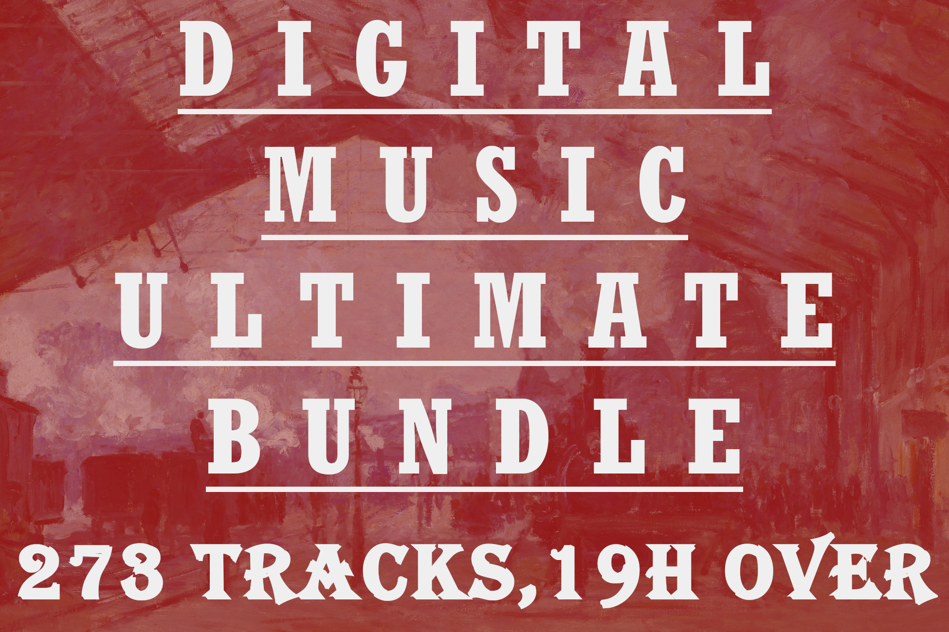 Digital Music Ultimate Bundle