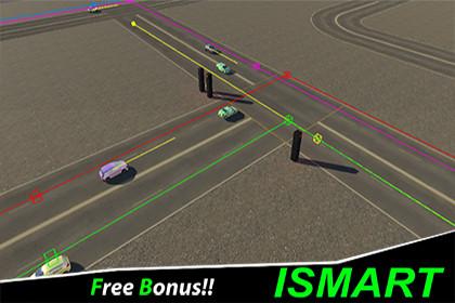 ISmart -Smart Taffic Car A.I