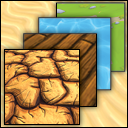 Cartoon Ground and Floor Textures